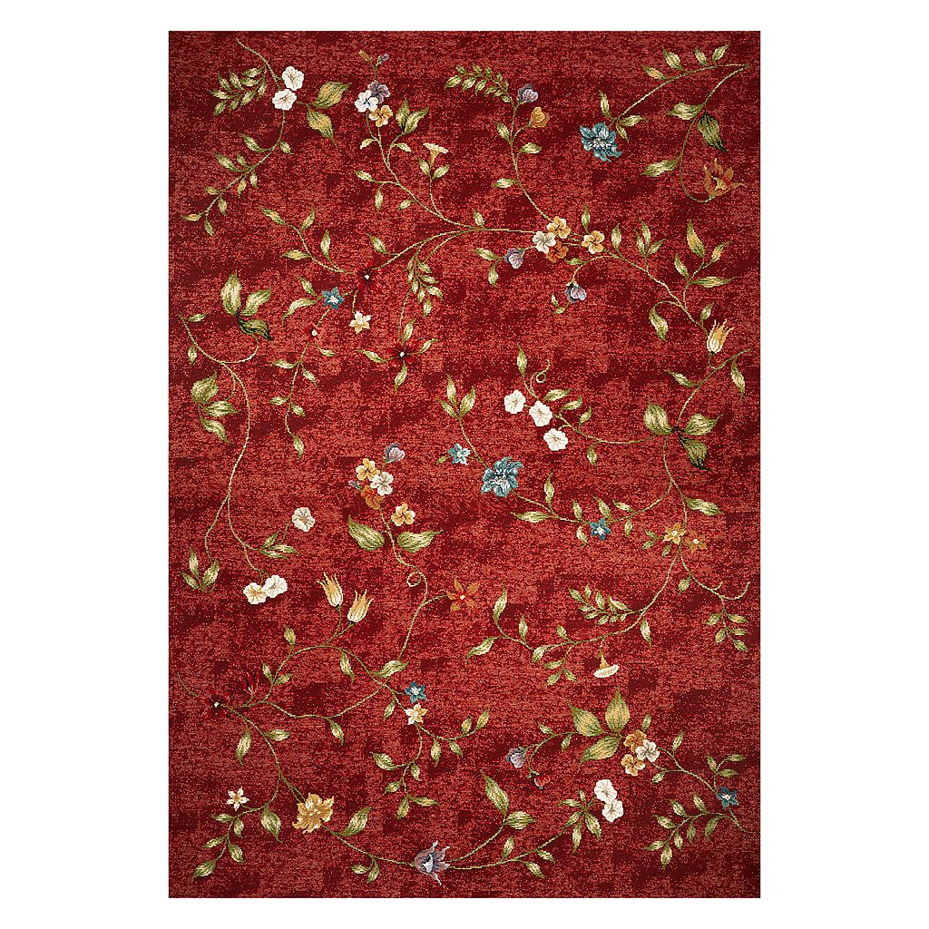 KAS Rugs Horizon Floral Indoor Outdoor Rug