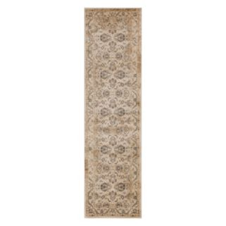 KAS Rugs Jasmine Traditions Framed Floral Rug