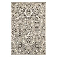 KAS Rugs Lucia Artisan Floral Indoor Outdoor Rug