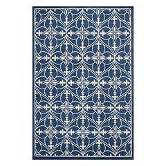 KAS Rugs Lucia Bentley Trellis Indoor Outdoor Rug