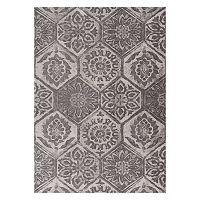 KAS Rugs Retreat Mosaic Medallion Rug