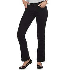 Women's SONOMA Goods for Life™ Curvy Bootcut Jeans