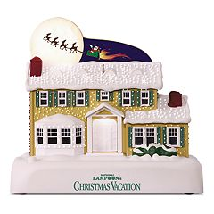 National Lampoon's Christmas Vacation: A Star-Spangled Spectacle Sound Light-Up 2017 Hallmark Keepsake Christmas Ornament
