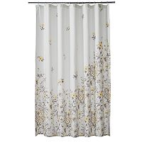 One Home Taylor Floral Shower Curtain