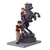 Harry Potter A Dangerous Game Sound 2017 Hallmark Keepsake Christmas Ornament