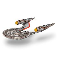 Star Trek Beyond U.S.S. Franklin Light-Up 2017 Hallmark Keepsake Christmas Ornament