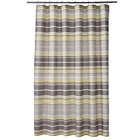 One Home Taylor Stripe Shower Curtain
