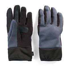 Men's isotoner SleekHeat™ smarTouch® Stretch Gloves