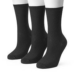 Women's SONOMA Goods for Life™ Fine Ribbed Trouser Socks