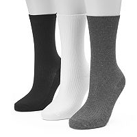 Women's SONOMA Goods for Life™ Ribbed Trouser Socks