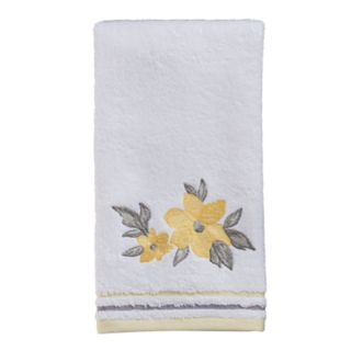 One Home Taylor Embroidered Hand Towel