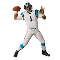 Football Legends Carolina Panthers Cam Newton 2017 Hallmark Keepsake Christmas Ornament