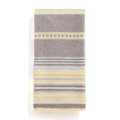 One Home Taylor Stripe Hand Towel