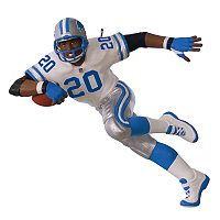 NFL Detroit Lions Barry Sanders 2017 Hallmark Keepsake Christmas Ornament