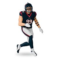 NFL Houston Texans J. J. Watt 2017 Hallmark Keepsake Christmas Ornament