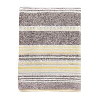 One Home Taylor Stripe Bath Towel