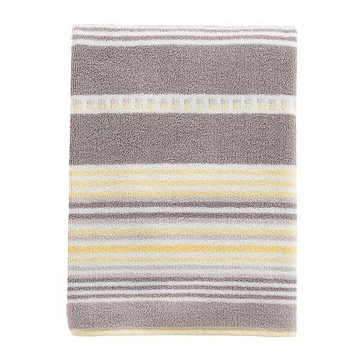One Home Taylor Stripe Bath Towel