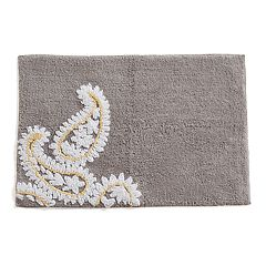 One Home Taylor Paisley Bath Rug