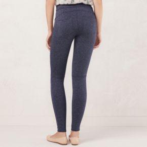 Women's LC Lauren Conrad Pull-On Skinny Dress Leggings