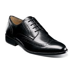 Nunn Bush Slate Men's Wingtip Oxford Dress Shoes