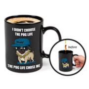 BigMouth Inc. Color Changing Pug Mug