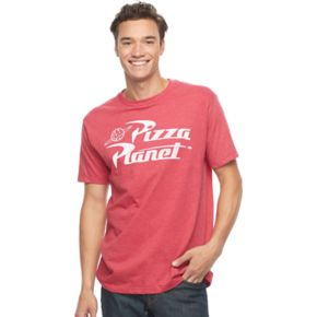 Men's Toy Story Pizza Planet Tee