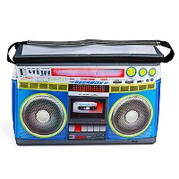 BigMouth Inc. Throwback Mixtape Boombox Cooler