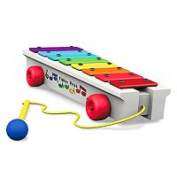 Fisher-Price Pull-A-Tune Xylophone 2017 Hallmark Keepsake Christmas Ornament