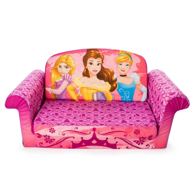 disney princess flip open sofa rh kohls com  disney princess flip open sofa bed