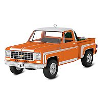 All-American Trucks 1976 Chevrolet C-10 Sport 2017 Hallmark Keepsake Christmas Ornament