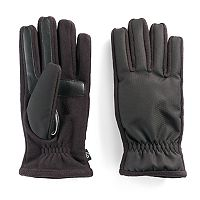 Men's Isotoner Matrix smartTouch Gloves