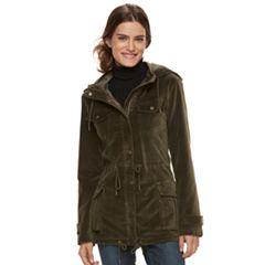 Women's BNCI Velvet Jacket