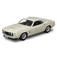 Classic American Cars 1969 Ford Mustang Boss 429 No. 27 2017 Hallmark Keepsake Christmas Ornament