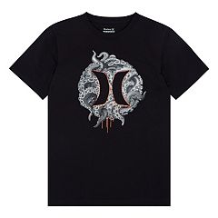 Boys 4-7 Hurley Wild Arms Octopus Logo Graphic Tee
