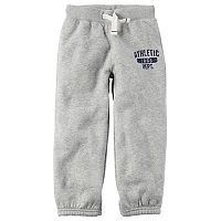 Toddler Boy Carter's Fleece Pants