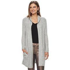 Women's Juicy Couture Embellished Hooded Cardigan