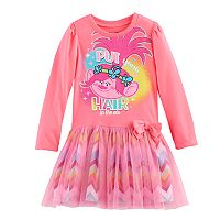 Toddler Girl DreamWorks Trolls Poppy