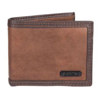 Men's Levi's RFID-Blocking Extra-Capacity Wallet