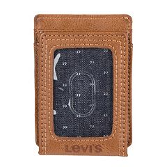 Men's Levi's® RFID-Blocking Magnetic Front-Pocket Wallet