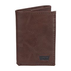 Men's Levi's® RFID-Blocking Extra-Capacity Trifold Wallet