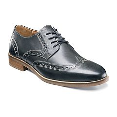 Nunn Bush Charles Men's Wingtip Oxford Dress Shoes