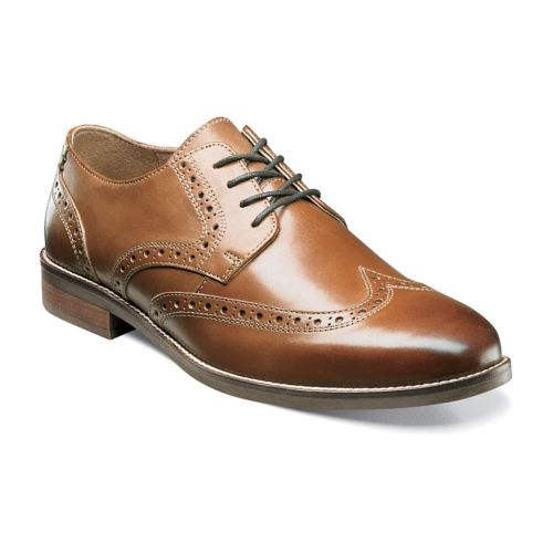 Nunn Bush Charles Men's ... Wingtip Oxford Dress Shoes