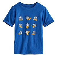 Disney's Donald Duck Boys 4-10 Roll-Sleeved Tee by Jumping Beans®