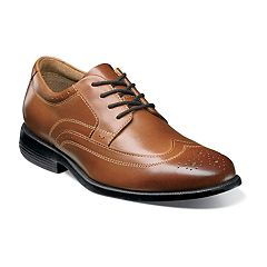 Nunn Bush Decker Men's Wingtip Oxford Dress Shoes