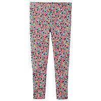Toddler Girl Carter's All-Over Printed Leggings