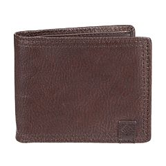 Men's Columbia Genuine Leather Traveler Extra-Capacity Wallet