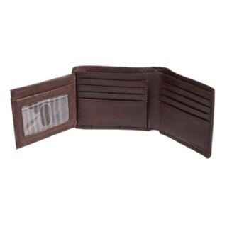 Men's Columbia Genuine Leather Traveler Extra-Capacity Wallet