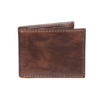 Men's Croft & Barrow® Traveler RFID-Blocking Extra-Capacity Wallet