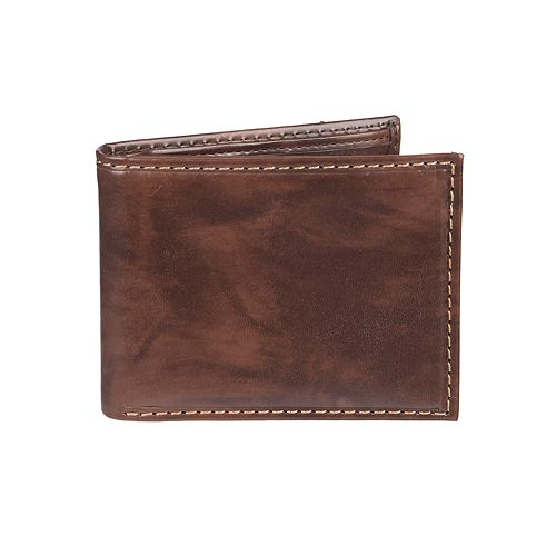 Men's Croft & Barrow® Traveler RFID-Blocking Extra-Capacity Wallet