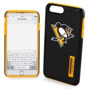 Forever Collectibles Pittsburgh Penguins Impact Dual Hybrid iPhone 7 Case